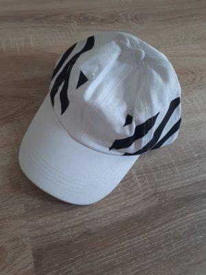 Off-White Baseball Cap white