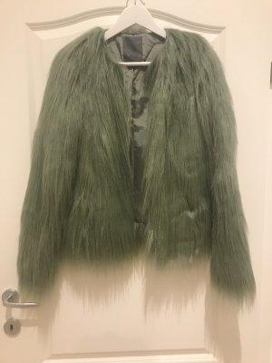 Must Have! Fake Fur Jacke
