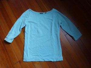 Must have für den Frühling: Sweatshirt in mint