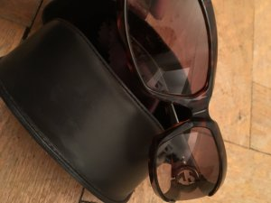 Gucci Sunglasses cognac-coloured