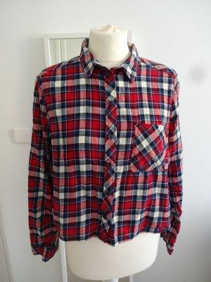 H&M Divided Camicia da boscaiolo multicolore