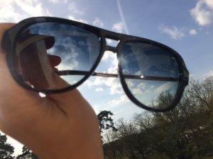 Must have: sportlich-schicke Sonnenbrille von Jil Sander