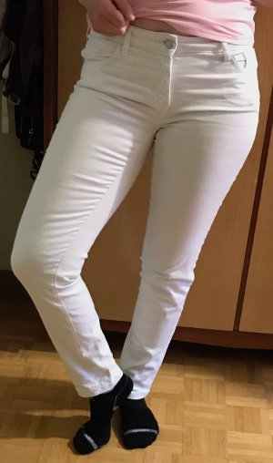 Esprit Low Rise Jeans white