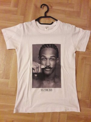 Mustache Simon T-Shirt