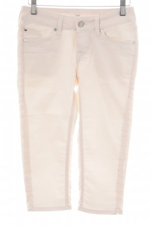 Mustang Pantalone a 3/4 color carne stile casual
