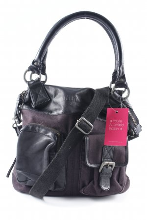 Mustang Pouch Bag black casual look