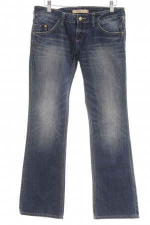 """Mustang Boot Cut Jeans """"Lily"""" blau"""