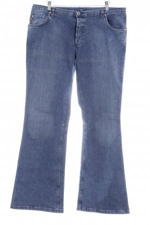 Mustang Boot Cut Jeans mehrfarbig Washed-Optik