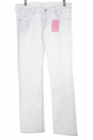 Mustang Jeans svasati bianco sporco stile casual