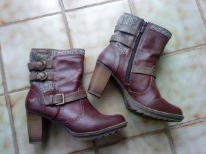MUSTANG * Boots * Stiefeletten * Gr. 41 * TOP