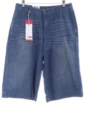 Mustang Culottes blauw Jeans-look