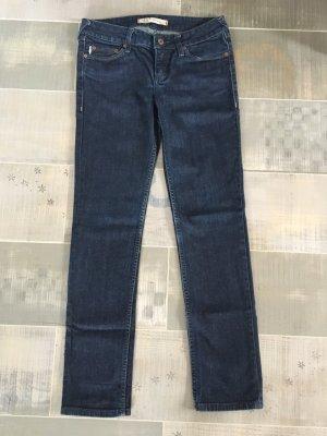 Mustang Jeans dunkelblau Gr. 28 / 30