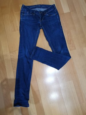 Mustang Low Rise Jeans dark blue