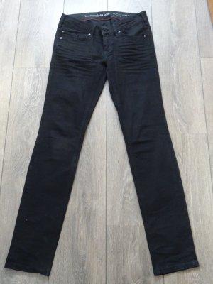 Mustang Jeans Gina Skinny Slimfit schwarz