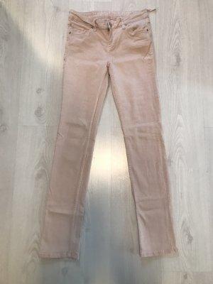 Mustang Jeans Hose rosa Gr. 27/32