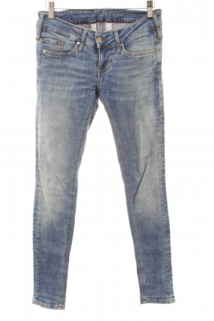 Mustang Jeggings kornblumenblau Casual-Look