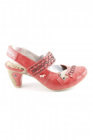 Mustang Mary Janes multicolored casual look