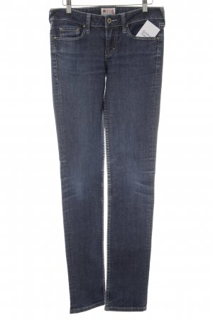Mustang Tube jeans blauw casual uitstraling