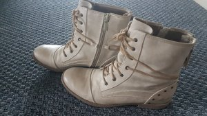 Mustang Stivaletto western beige-color cammello