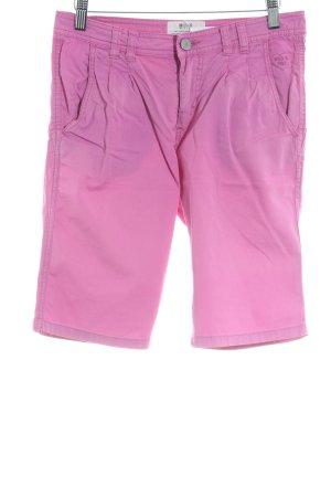 Mustang Shorts rosa stile casual
