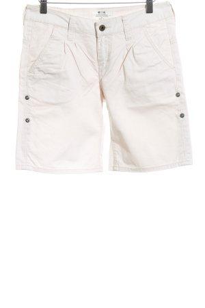 Mustang Shorts rosa pallido stile casual