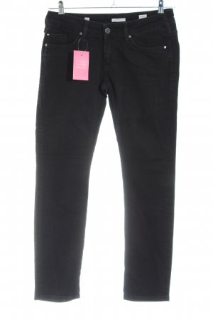 Mustang Skinny Jeans black casual look