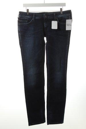 "Mustang Skinny Jeans ""GINA"" dunkelblau"