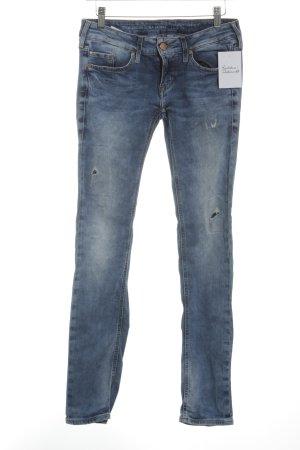 Mustang Skinny Jeans mehrfarbig Casual-Look