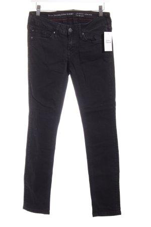 Mustang Skinny Jeans schwarz Casual-Look