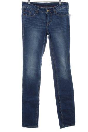 Mustang Slim Jeans blue casual look