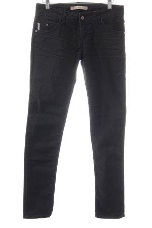 Mustang Slim Jeans schwarz Casual-Look