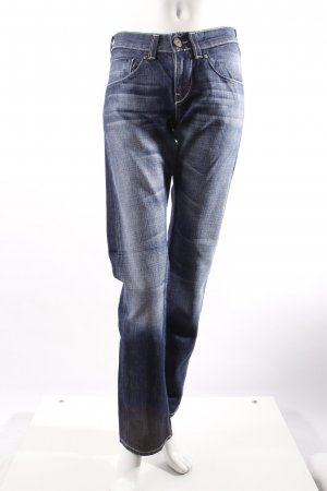 Mustang Straight Jeans blau