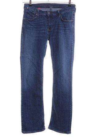 Mustang Straight-Leg Jeans blau Elegant