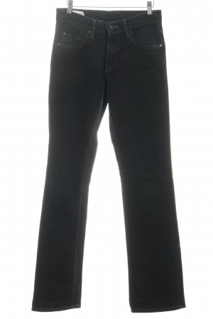 Mustang Straight-Leg Jeans anthrazit Casual-Look