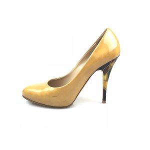 Mustard Giuseppe Zanotti High Heel