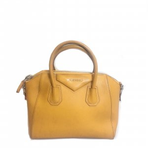 Mustard Givenchy Shoulder Bag