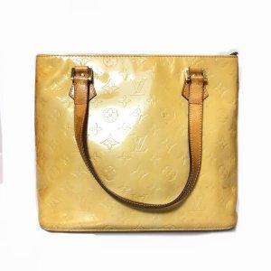 Mustard Louis Vuitton Shoulder Bag