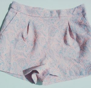 Muster hose short high waist