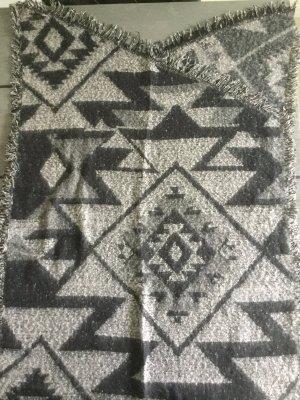 Muster Schal, Winter , neu