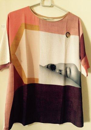 Muster Shirt von Zara