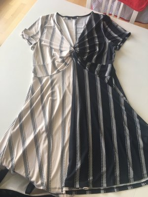 Bodyflirt Shortsleeve Dress multicolored mixture fibre