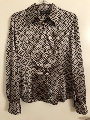Mexx Blouse brillante noir-bronze