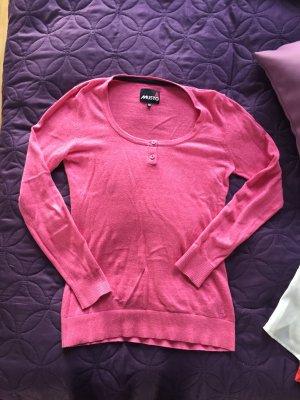 Musto Pink Pullover mit Cashmere 36