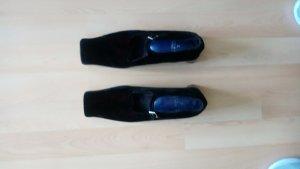 1.2.3 Paris Scarpa Richelieu bordeaux-marrone