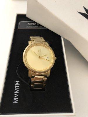 MVMT Self-Winding Watch gold orange