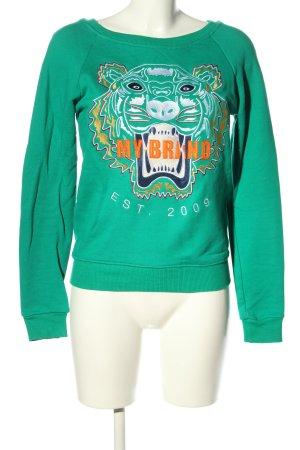 MY BRAND Sweatshirt Motivdruck Casual-Look