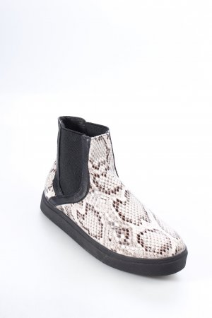 my.e Ankle Boots Animalmuster Casual-Look