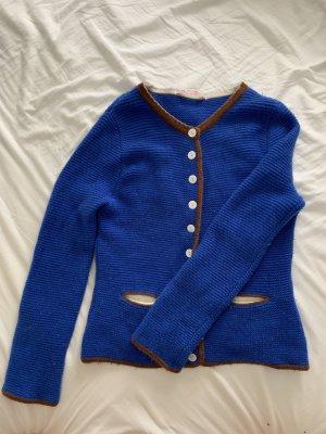 My Herzallerliebst Traditional Jacket blue cashmere