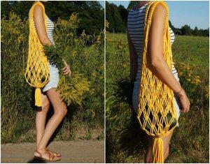 My HOKKAIDO® Öko Sommertasche Strandtasche DIY Kit-Set zum selber machen