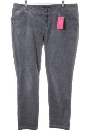 My Own Pantalón estilo Harem gris claro look casual